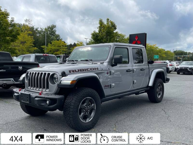 2020 Jeep Gladiator for sale at Midstate Auto Group in Auburn MA