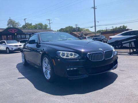 2015 BMW 6 Series for sale at Savannah Motors in Belleville IL