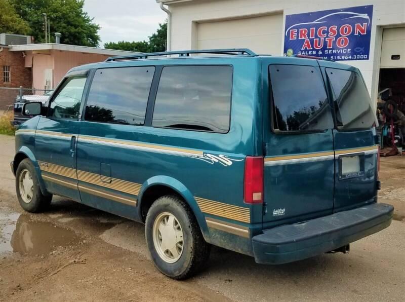 1995 Chevrolet Astro 3dr LT Extended Mini-Van - Ankeny IA