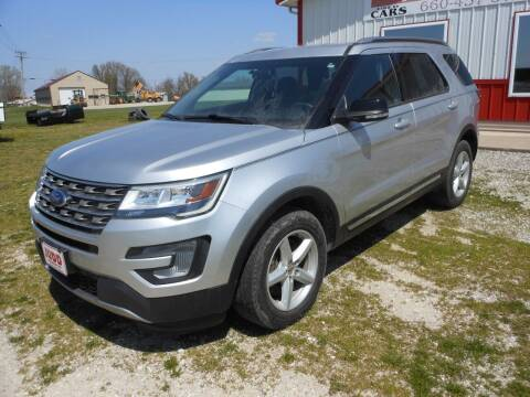 2017 Ford Explorer for sale at JUDD MOTORS INC in Lancaster MO