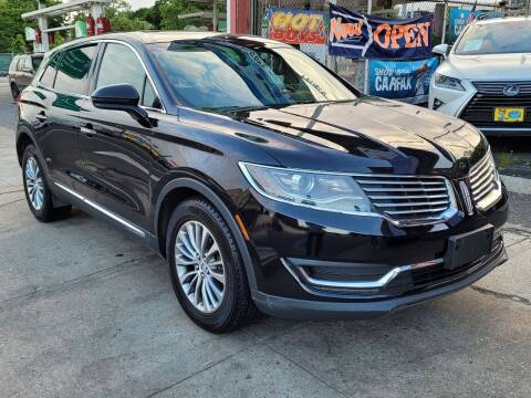 2016 Lincoln MKX for sale at LIBERTY AUTOLAND INC - LIBERTY AUTOLAND II INC in Queens Villiage NY