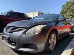 2012 Nissan Altima for sale at CARCO SALES & FINANCE #2 in Chula Vista CA