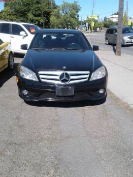 2010 Mercedes-Benz C-Class for sale at 2 Way Auto Sales in Spokane Valley WA