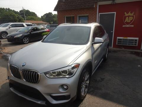 2016 BMW X1 for sale at AP Automotive in Cary NC