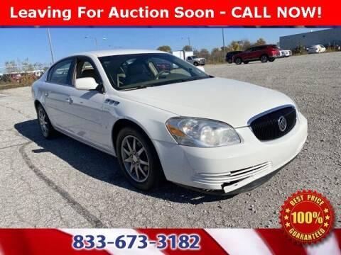 2006 Buick Lucerne for sale at Glenbrook Dodge Chrysler Jeep Ram and Fiat in Fort Wayne IN