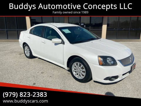2011 Mitsubishi Galant for sale at Buddys Automotive Concepts LLC in Bryan TX