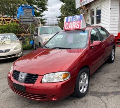 2004 Nissan Sentra for sale at Drive Deleon in Yonkers NY