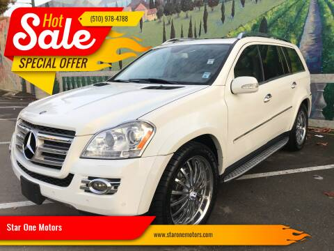 2008 Mercedes-Benz GL-Class for sale at Star One Motors in Hayward CA
