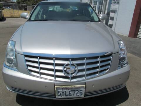 2007 Cadillac DTS for sale at Dealer Finance Auto Center LLC in Sacramento CA