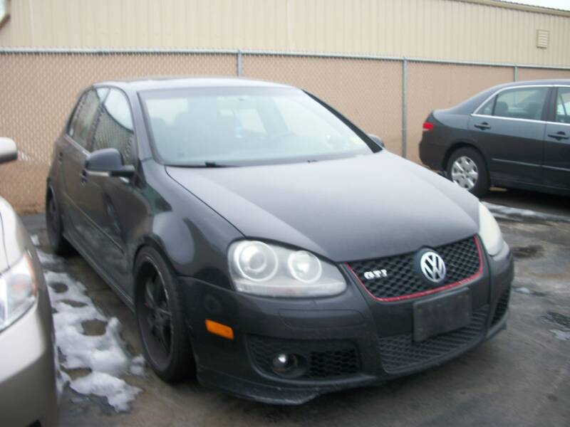 2008 Volkswagen GTI for sale at Lloyds Auto Sales & SVC in Sanford ME