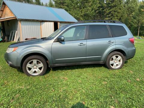 2009 Subaru Forester for sale at Harpers Auto Sales in Kettle Falls WA