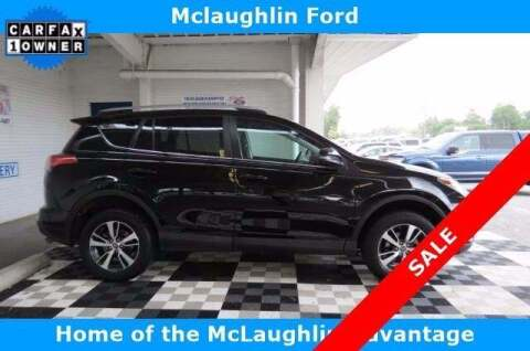 2016 Toyota RAV4 for sale at McLaughlin Ford in Sumter SC