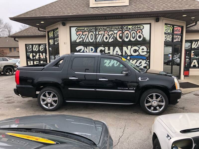 2007 Cadillac Escalade EXT for sale at Kentucky Auto Sales & Finance in Bowling Green KY