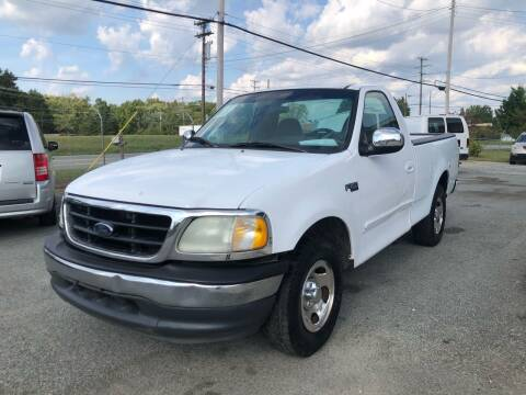 2001 Ford F-150 for sale at Celaya Auto Sales LLC in Greensboro NC