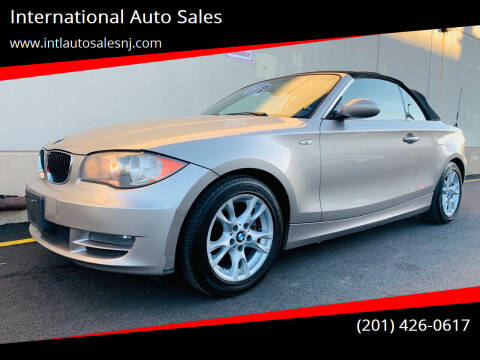 2008 BMW 1 Series for sale at International Auto Sales in Hasbrouck Heights NJ