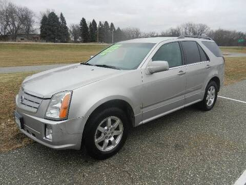 2007 Cadillac SRX for sale at Dales Auto Sales in Hutchinson MN