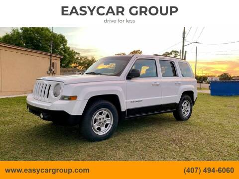 2014 Jeep Patriot for sale at EASYCAR GROUP in Orlando FL