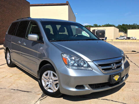 2007 Honda Odyssey for sale at Effect Auto Center in Omaha NE