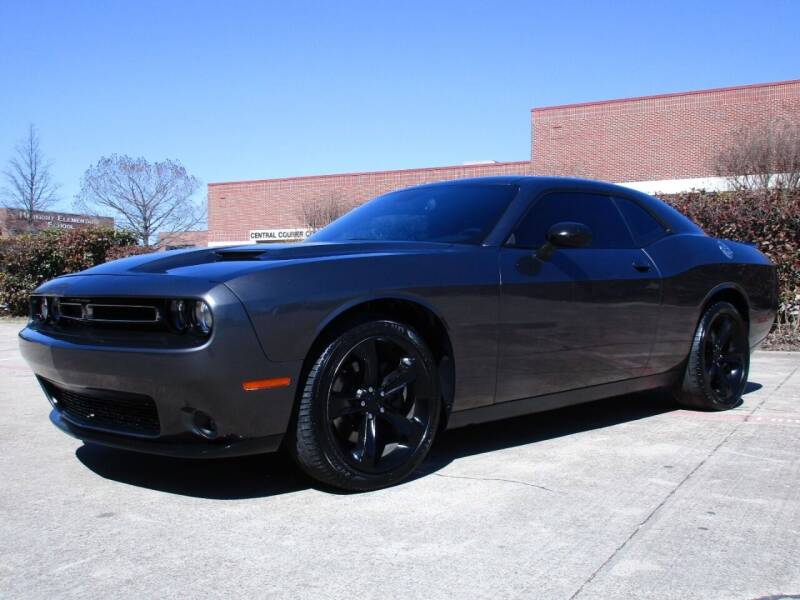 2017 Dodge Challenger for sale at Italy Auto Sales in Dallas TX