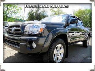 2009 Toyota Tacoma for sale at Rockland Automall - Rockland Motors in West Nyack NY