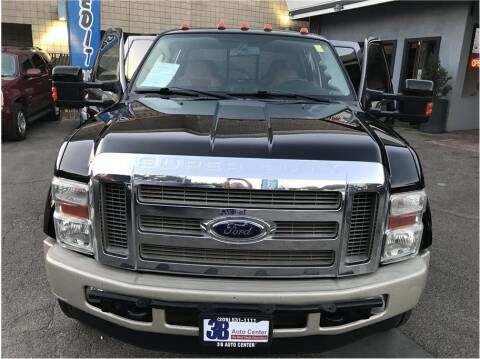 2008 Ford F-450 Super Duty for sale at 3B Auto Center in Modesto CA