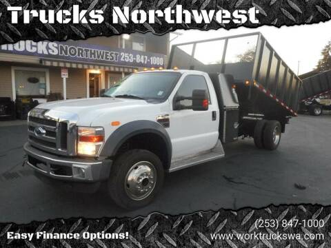 2008 Ford F-450 for sale at Trucks Northwest in Spanaway WA