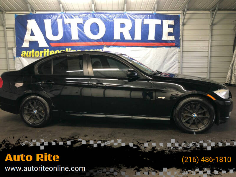 2010 BMW 3 Series for sale at Auto Rite in Bedford Heights OH