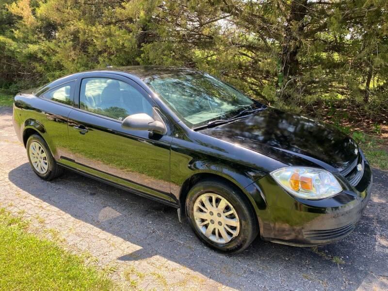 2010 Chevrolet Cobalt for sale at Kansas Car Finder in Valley Falls KS