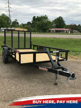 2021 Cargomaster 6x12 for sale at CAR CORNER in Van Buren AR
