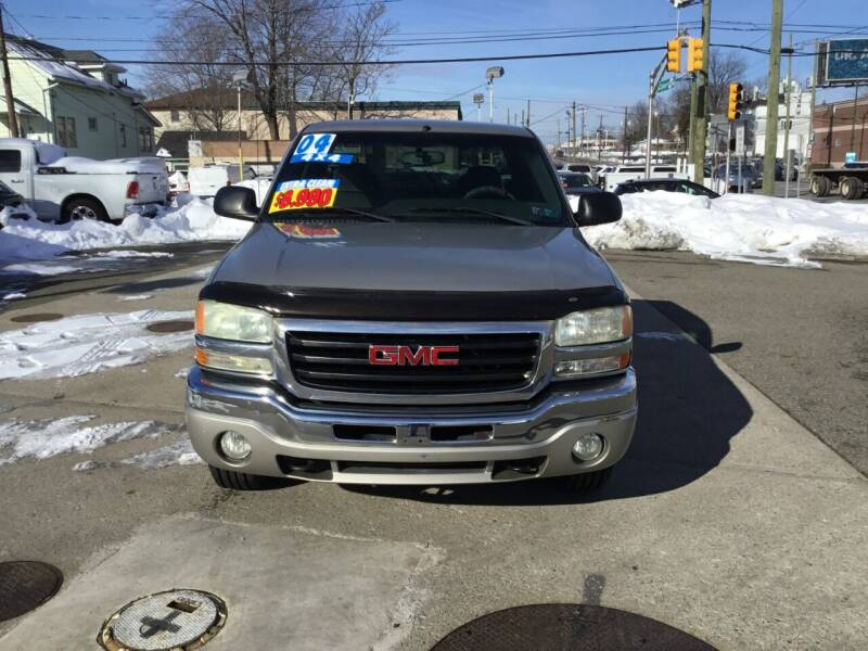 2004 GMC Sierra 1500 for sale at Steves Auto Sales in Little Ferry NJ