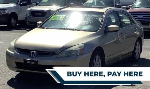 2004 Honda Accord for sale at Auto Plan in La Porte TX