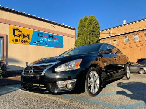 2015 Nissan Altima for sale at Car Mart Auto Center II, LLC in Allentown PA