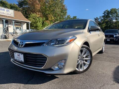 2015 Toyota Avalon for sale at Mega Motors in West Bridgewater MA