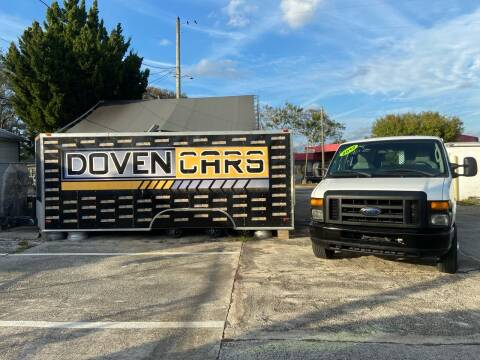 2012 Ford E-Series Cargo for sale at DOVENCARS CORP in Orlando FL
