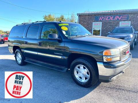 2005 GMC Yukon XL for sale at Redline Motorplex,LLC in Gallatin TN