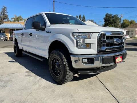 2016 Ford F-150 for sale at Quality Pre-Owned Vehicles in Roseville CA