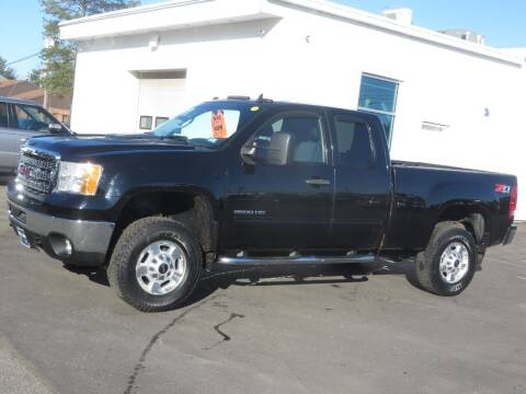 2012 GMC Sierra 2500HD for sale at Price Auto Sales 2 in Concord NH