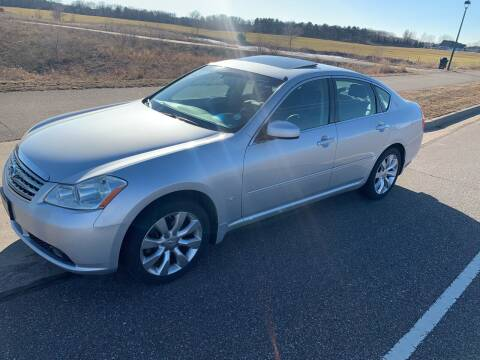 2007 Infiniti M35 for sale at Major Motors Automotive Group LLC in Ramsey MN