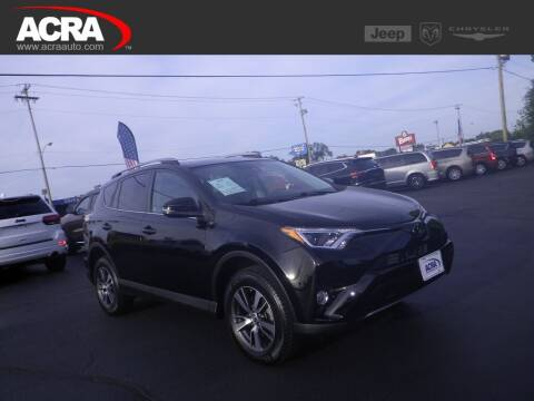 2018 Toyota RAV4 for sale at BuyRight Auto in Greensburg IN