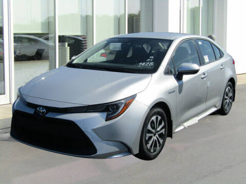 2021 Toyota Corolla Hybrid for sale at Brunswick Auto Mart in Brunswick OH