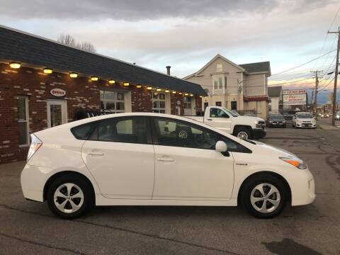 2012 Toyota Prius for sale at RAYS AUTOMOTIVE SERVICE CENTER INC in Lowell MA