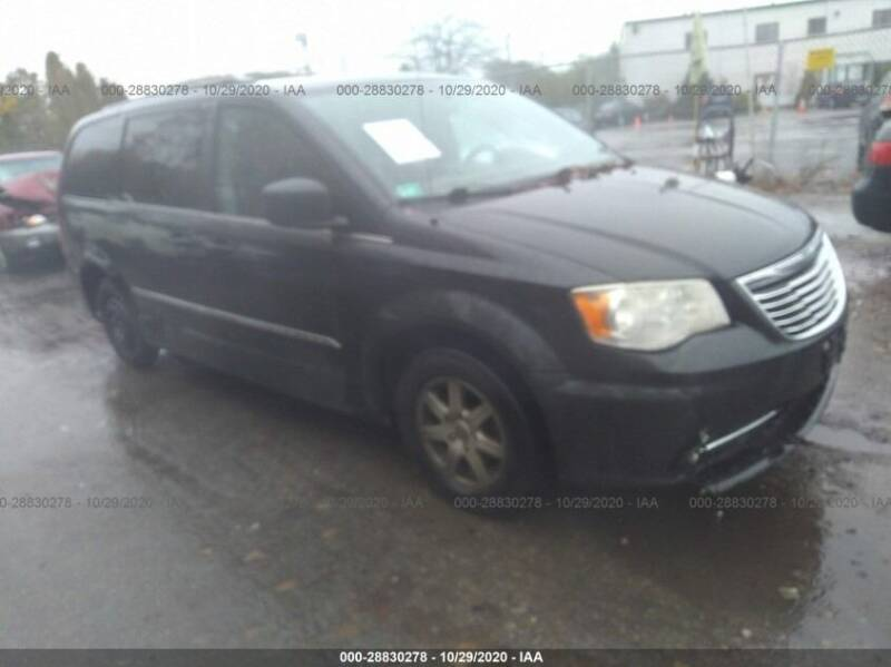 2011 Chrysler Town and Country for sale at Route 28 Auto Sales in Canton MA