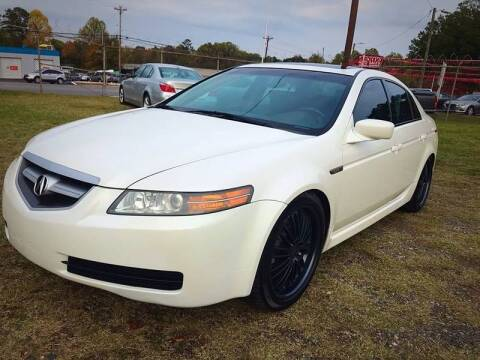 2006 Acura TL for sale at Cutiva Cars in Gastonia NC