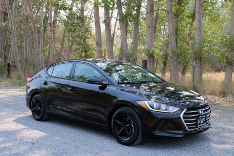 2018 Hyundai Elantra for sale at Northwest Premier Auto Sales in West Richland WA