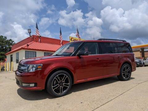 2014 Ford Flex for sale at CarZoneUSA in West Monroe LA