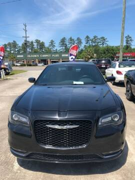 2016 Chrysler 300 for sale at Gralin Hampton Auto Sales in Summerville SC