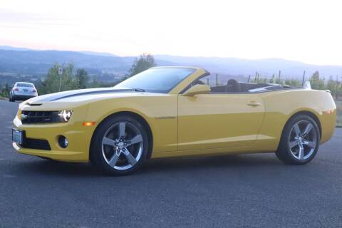 2011 Chevrolet Camaro for sale at Overland Automotive in Hillsboro OR
