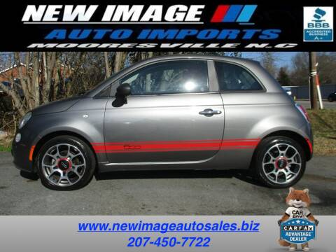 2012 FIAT 500 for sale at New Image Auto Imports Inc in Mooresville NC