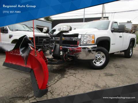 2012 Chevrolet Silverado 2500HD for sale at Regional Auto Group in Chicago IL