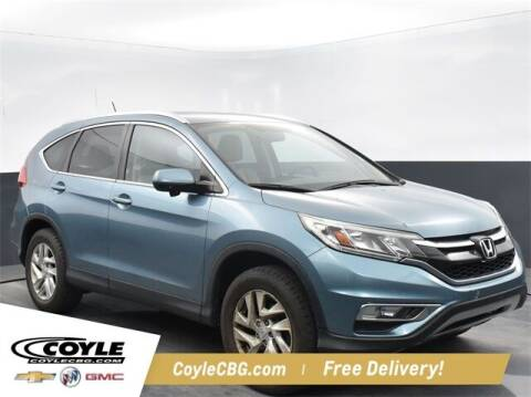 2015 Honda CR-V for sale at COYLE GM - COYLE NISSAN - New Inventory in Clarksville IN